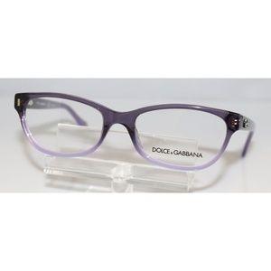 New Dolce & Gabbana Lavender Eyeglasses